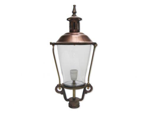 Bronzen lamp - 01